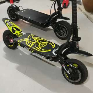 Dualtron ex+ 23.3AH with FSM Motor *$2000 to $1800