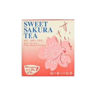 🌸日本櫻花茶包 紅茶 10小包