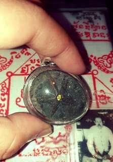 Thai amulet star