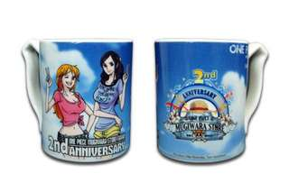 One Piece Store 2nd Anniversary Mug