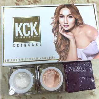 [Instock] March Promo! KCK Skincare Set