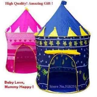 Kids Castle Tent