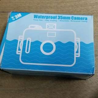 Waterproof 35mm camera 防水菲林相機