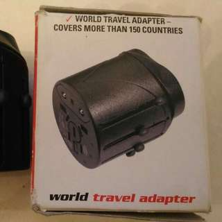 Swiss travel adapter