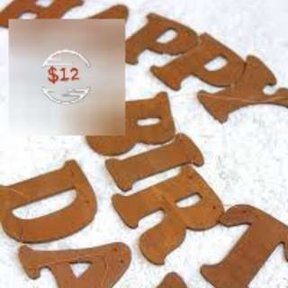 Happy Birthday Bunting Sale