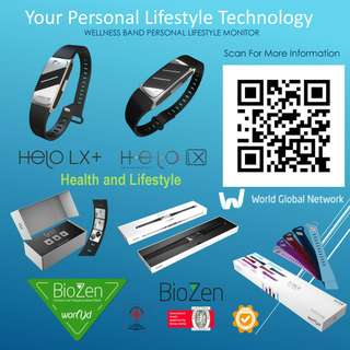 Personal Lifestyle Sensing wearable Technology