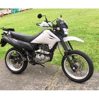 Suzuki Super motard DR 125 SM for sales