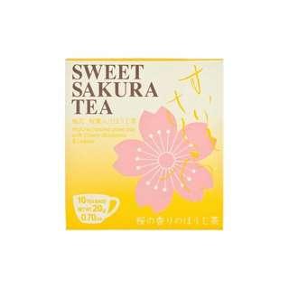 🌸日本櫻花茶包 焙茶 10小包