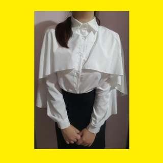 Vintage Cape blouse