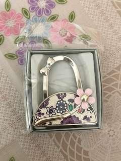 Foldable Handbag Hook BN