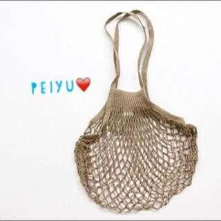 filt法國購物袋🇫🇷《亞麻》