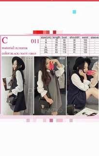 Koreans style dress