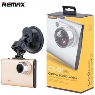 REMAX CX-01 Full HD 1080P 高清行車記錄器 Carcam Black Box 黑盒