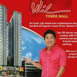 Will Tower at quezon city