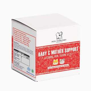 Multi-vitamins, Iron, Taurin & Etc - Baby & Mother Support by Pets Territory