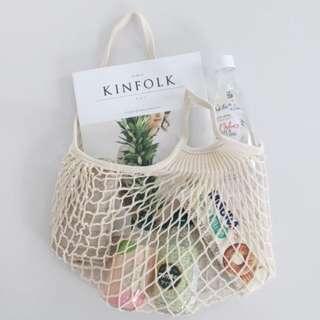 filt法國購物袋🇫🇷《米白》