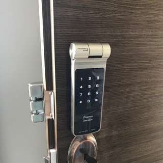 Z10 digital lock