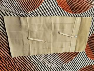 Fabulous Mom Tummy Binder Bengkung Beige L