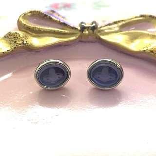 [絕版]正版Vivienne Westwood琉璃耳環