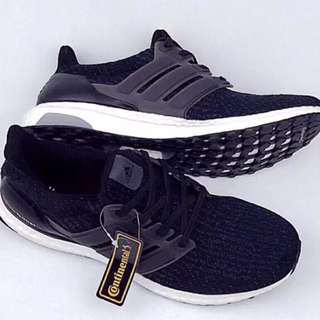 Ultra boost 3.0 ultility balck