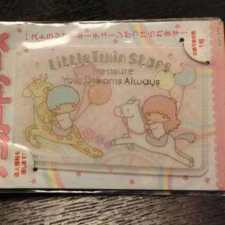 Little Twins star card holder