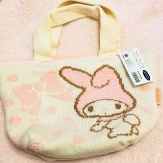 My Melody Knitted Bag