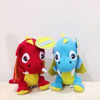 Dinosaurs: Charizard plush toy
