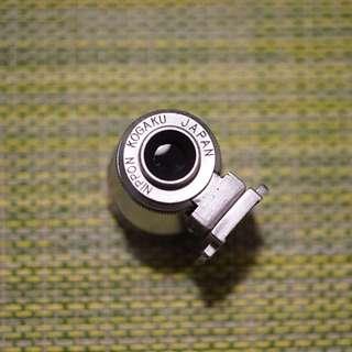 Nikon Rangefinder Finder 3.5cm S Rare