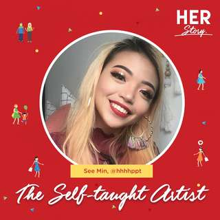 #HERStory Meet See Min, The Self-taught Artist