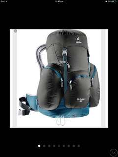 DEUTER GRÖDEN 32 (coffee-arctic)