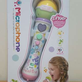 Microphone Baby