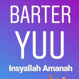 Barter Amanah Yuu