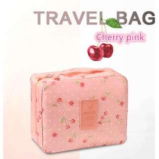 Tas Travelling Multifungsi Organizer Kosmetik