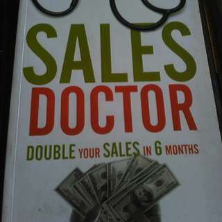 Sales Doctor - Double Omsetmu dlm 6 Bulan