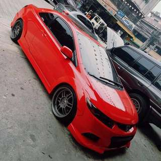 Honda Civic Si Sports Coup