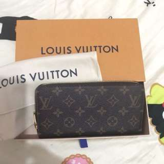 LV Zippy Wallet  M41895