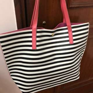 Colours by Jennifer sky tote bag (手袋)