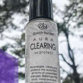 AURA CLEARING and PROTECT