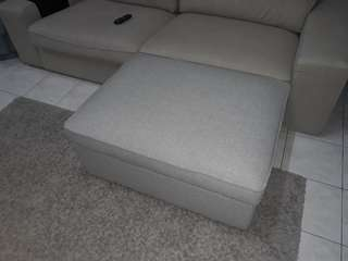 Ikea kivik footstools