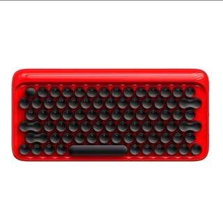 Po Lofree Dot Bluetooth Mechanical keyboard Wireless Backlit