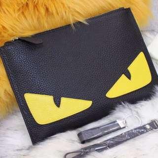 Fendi Clutch Bag - size 20 * 17