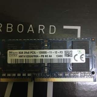 X2 8gb ram and x1 1tb harddisk