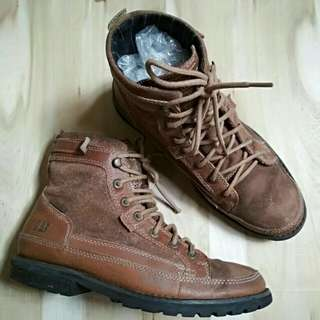 Caterpillar boots original size 42