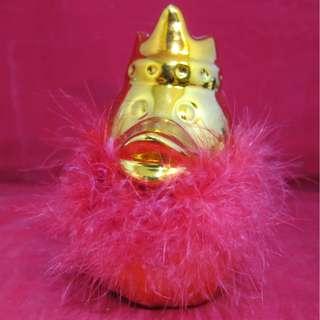迪華【夜冷區】❤ 立體錢罌【金鴨】 ❤ 送禮自用 錢罐 公仔 模型