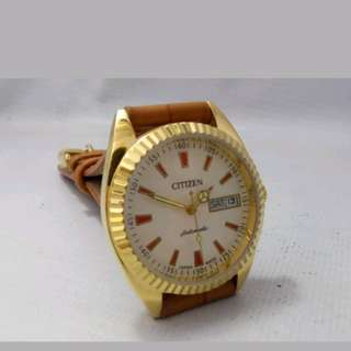 Jam tangan Vintage,  Citizen,  Automatic, original ,