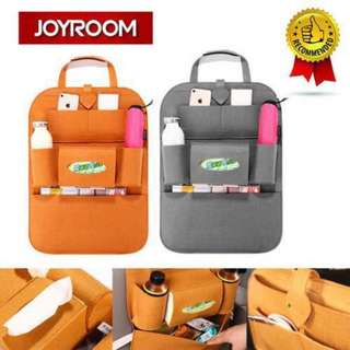 100%全新現貨!JOYROOM JR-CY130 多功能汽車座椅收納袋 儲物架 儲物袋 Car Vehicle Back Seat Multi-pocket Storage Bag Hanging