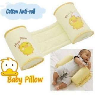Baby Safe Sleep Head Positioner Anti Roll Support Pillow 20&20