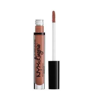 NYX Lingerie Liquid Lipstick in Ruffle Trim