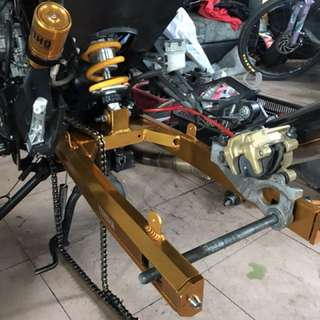 Swing Arm Alloy For Sniper150