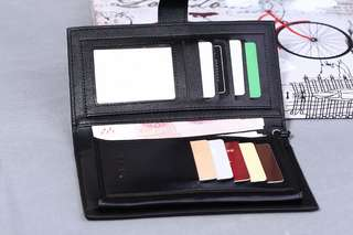 Dompet PEDRO 507-3#12  Quality:Semipremiun Size : 20x3x11cm Berat : 2 ons Bahan : Kulit  H 120rb